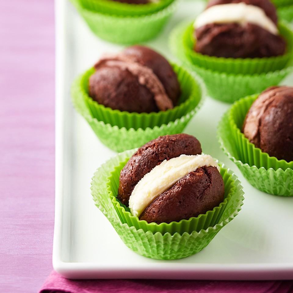 Chocolate Java Ice Cream Cookies