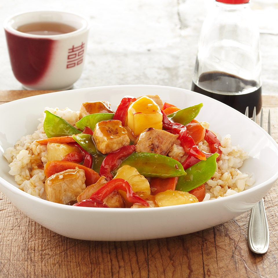 Sweet-and-Sour Pork