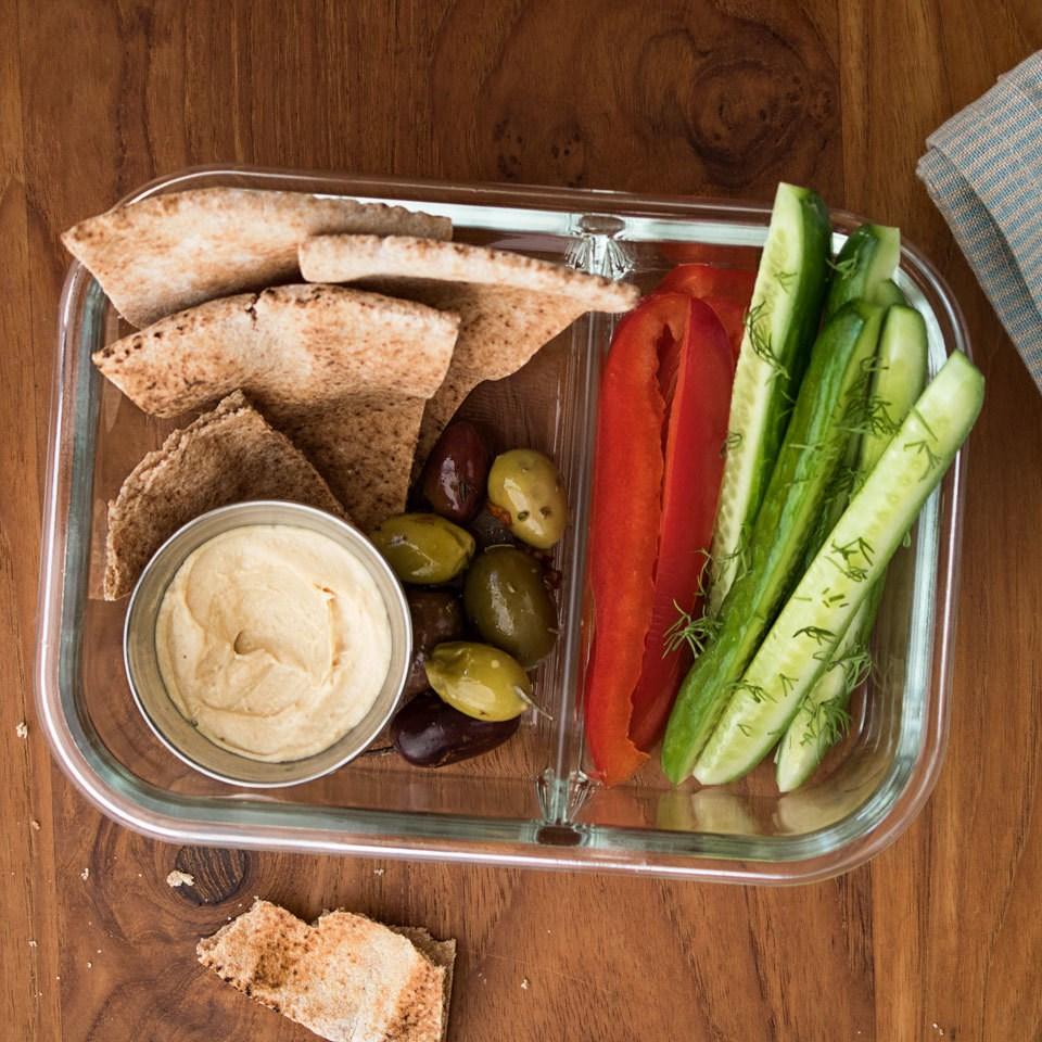 Vegan Bistro Lunch Box