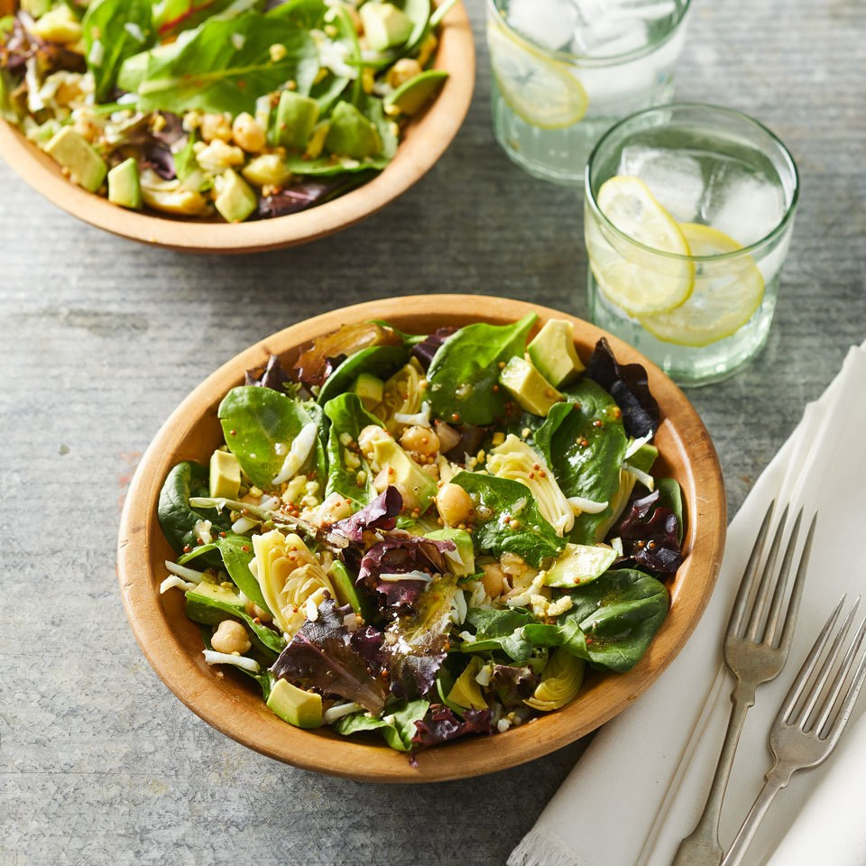 Flat-Belly Salad Recipe