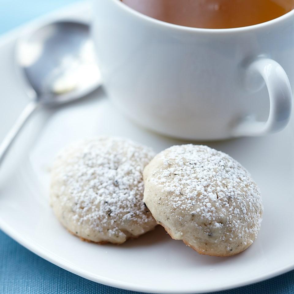 Jasmine Tea Cookies