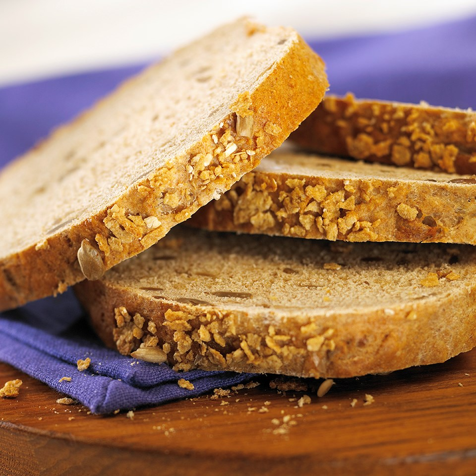 Seven-Grain Bread