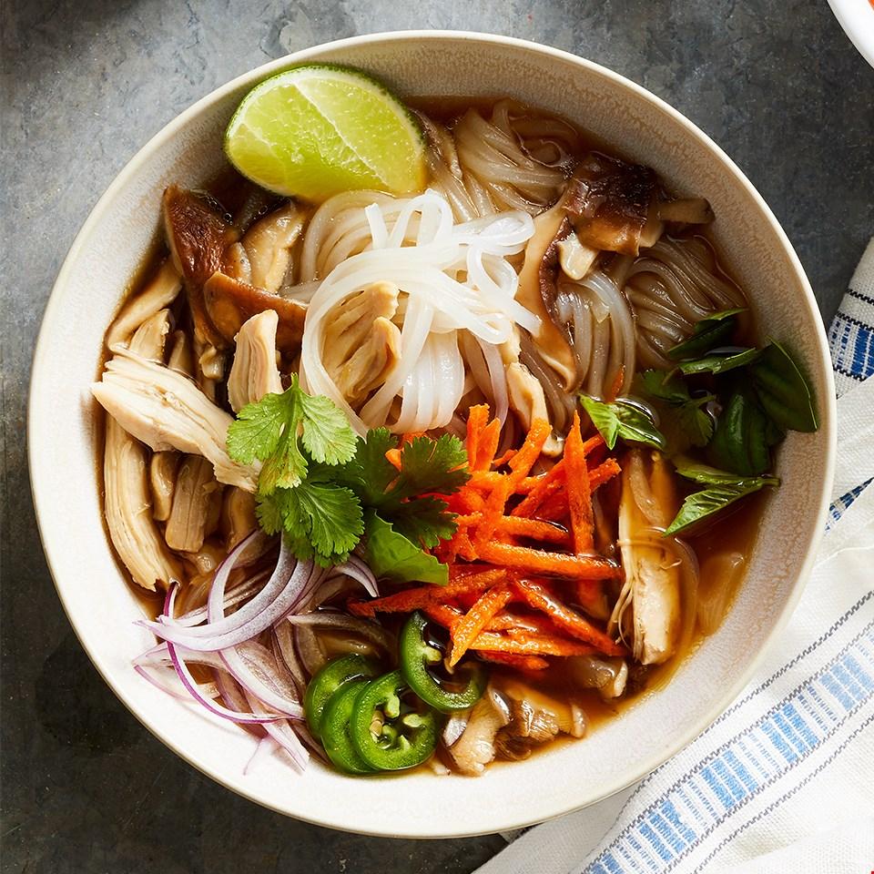 Chicken Pho Recipe Eatingwell