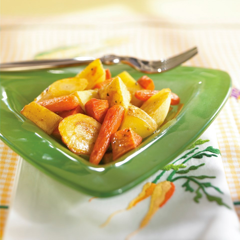 Herbed Roasted Vegetables