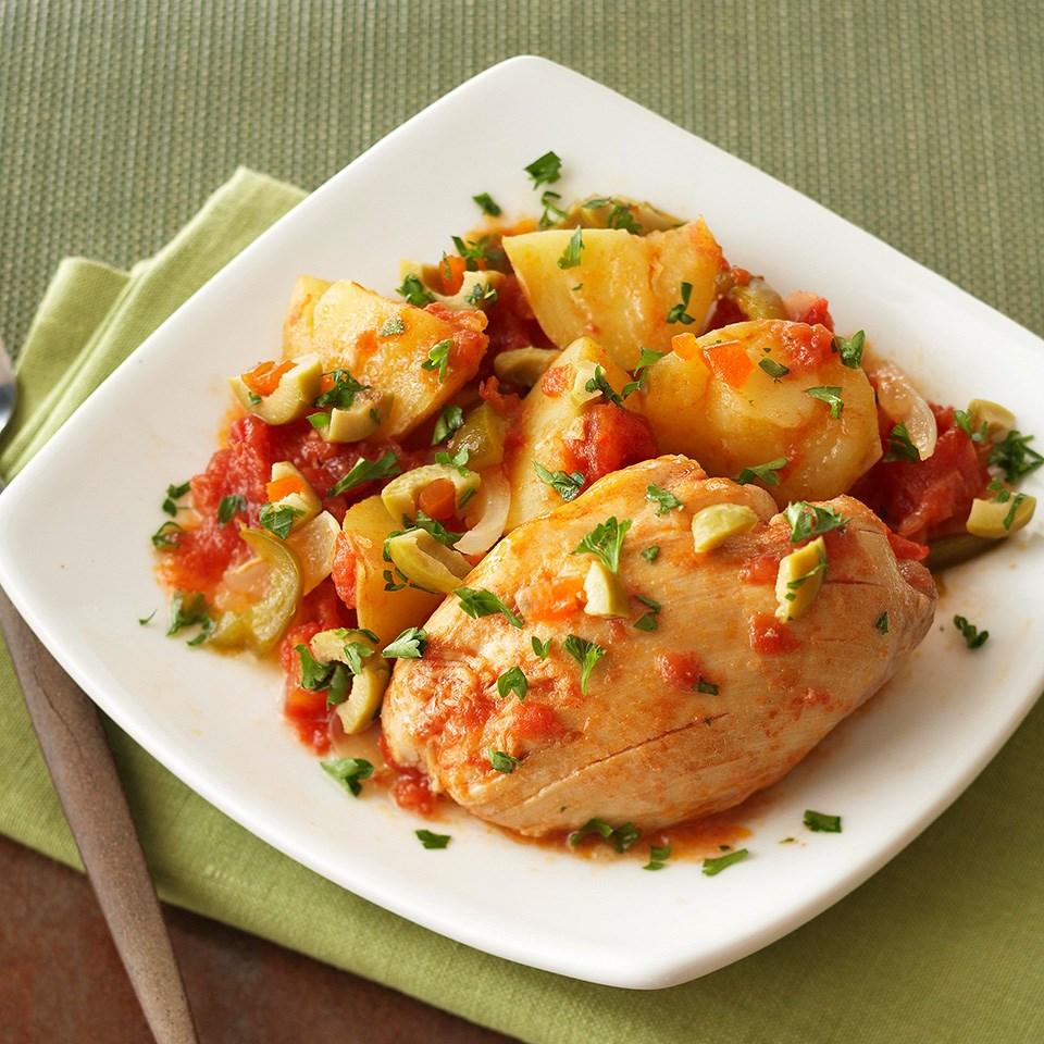 Chicken Vera Cruz