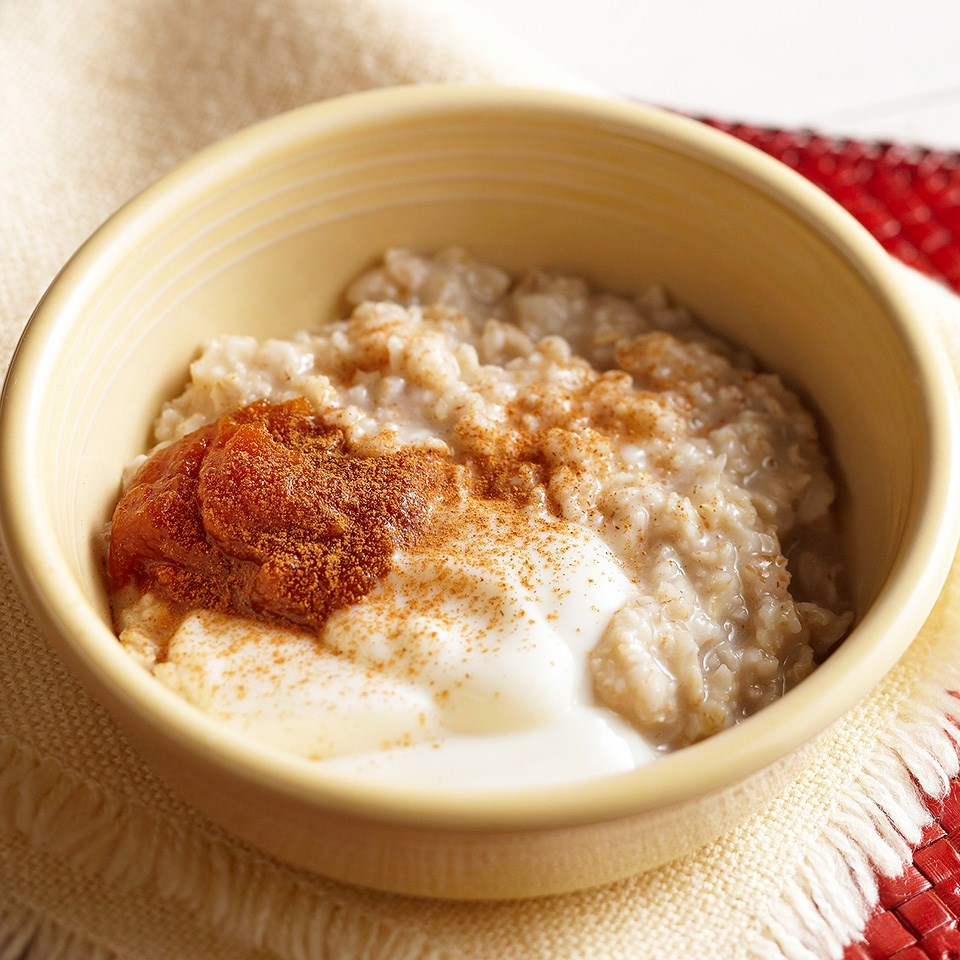 Pumpkin Pie Hot Cereal Recipe