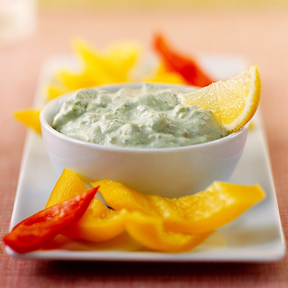 Lemon Avocado Dip