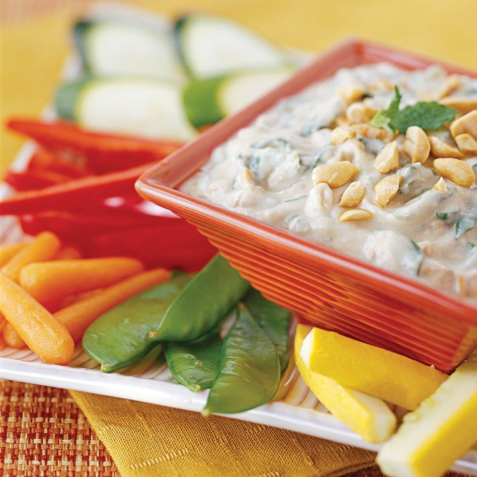 Thai Spinach Dip