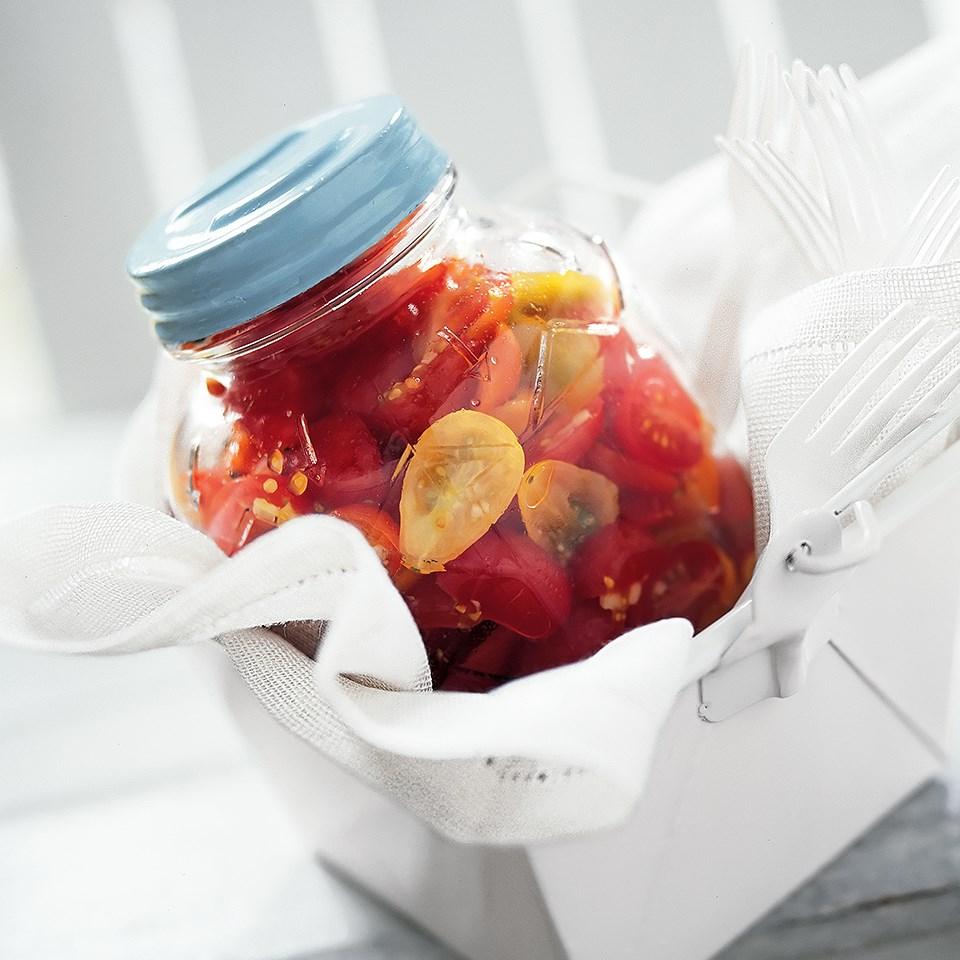 Ginger-Tomato Salad