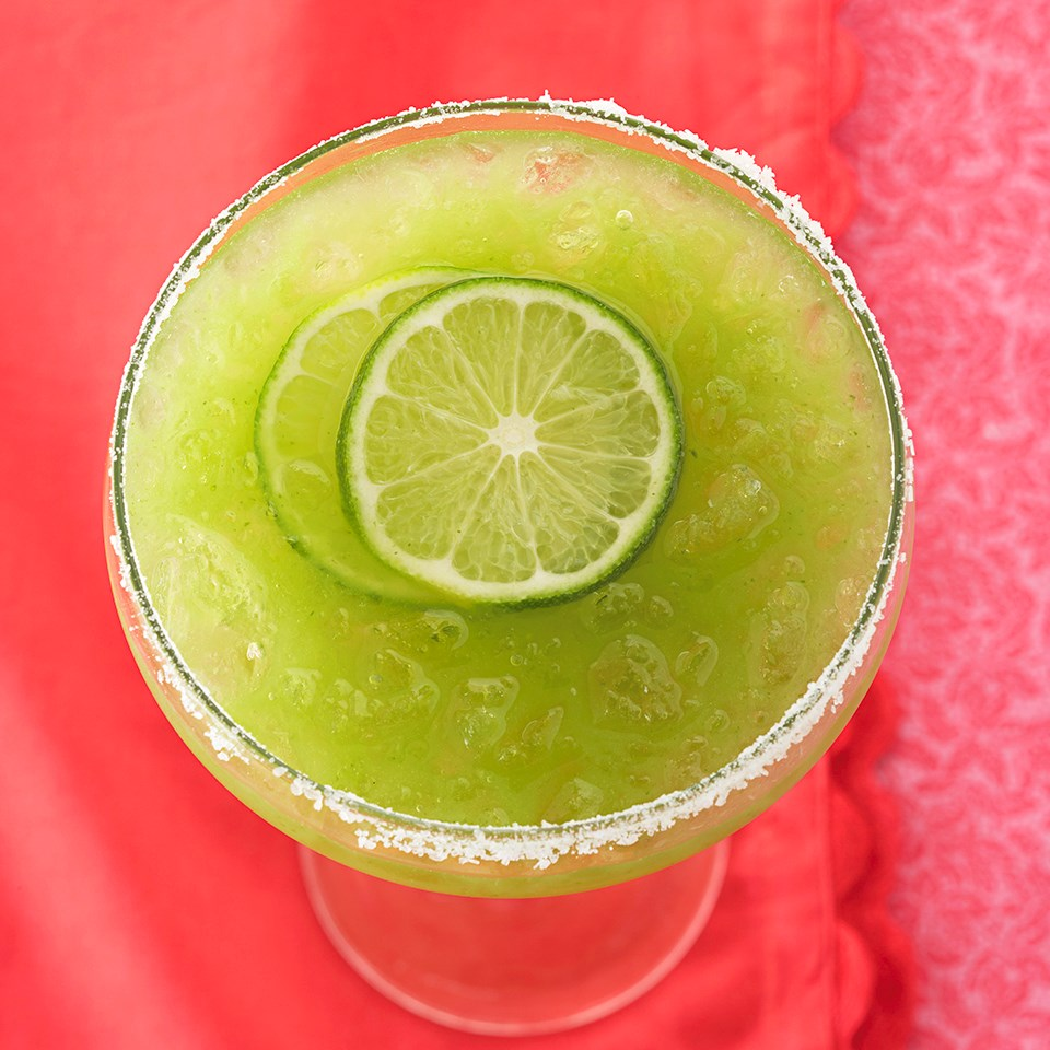 Lime and Cucumber-ita