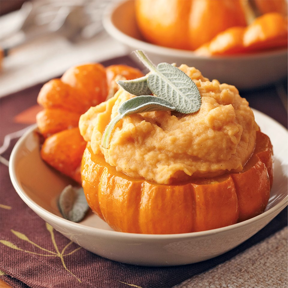 recipe with canned pumpkin