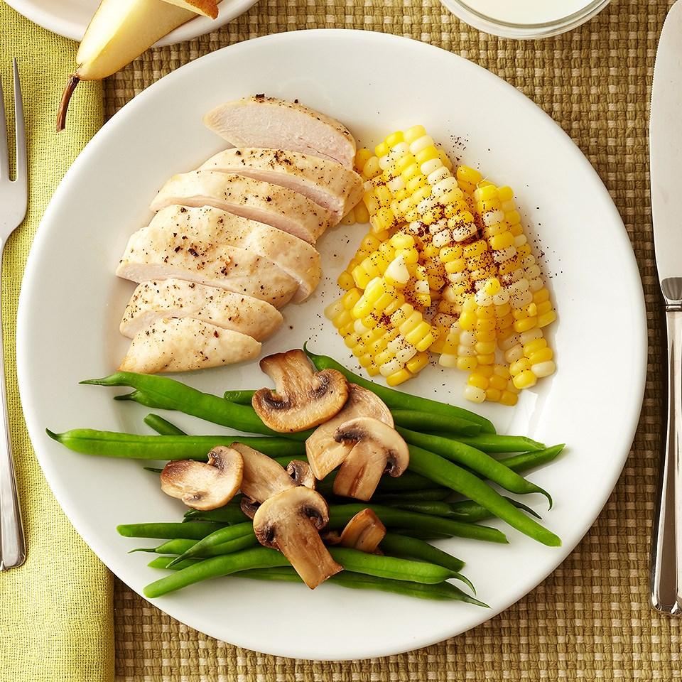 Simple Chicken Dinner