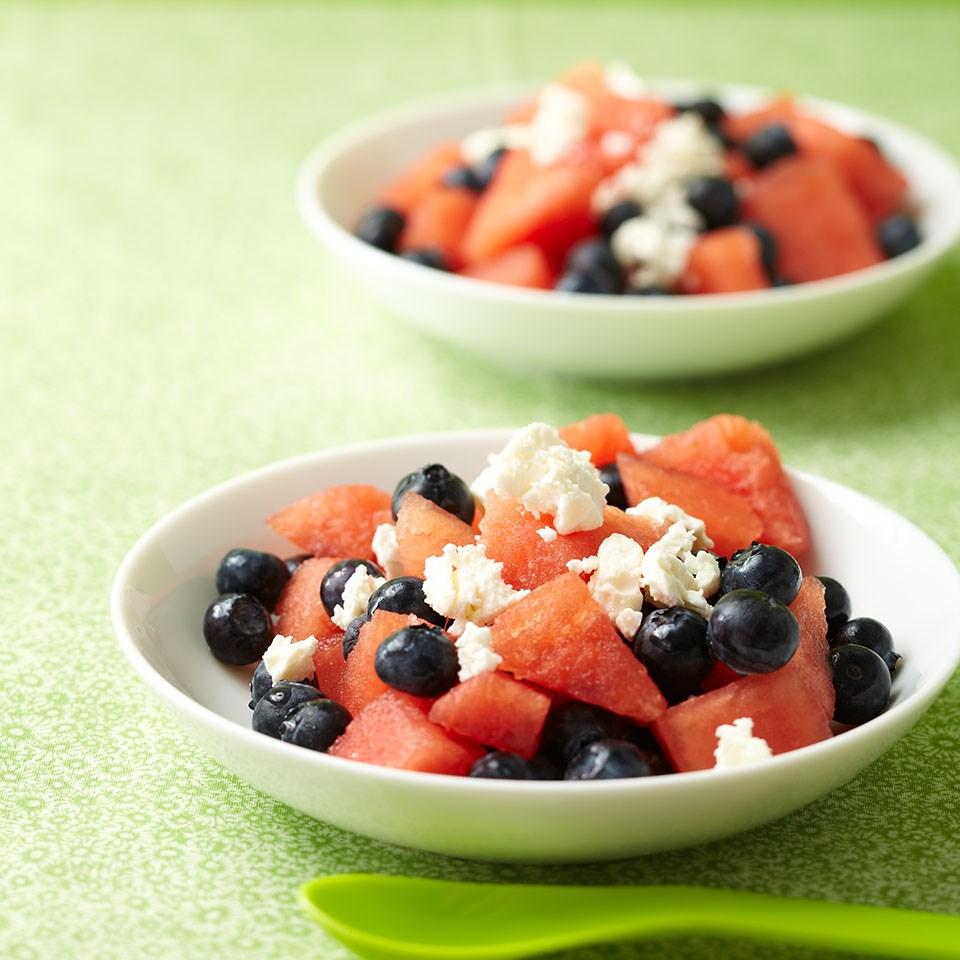 Fruit and Feta