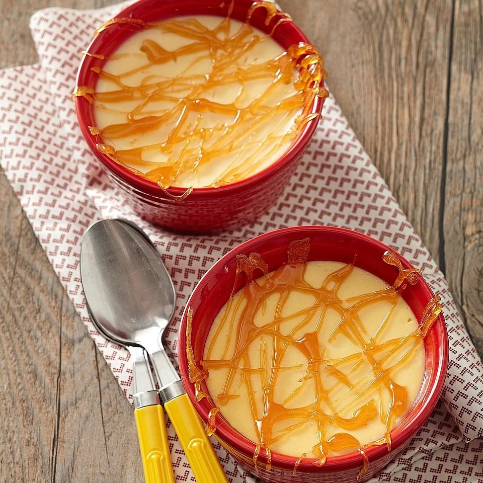 Apple Crème Brûlées