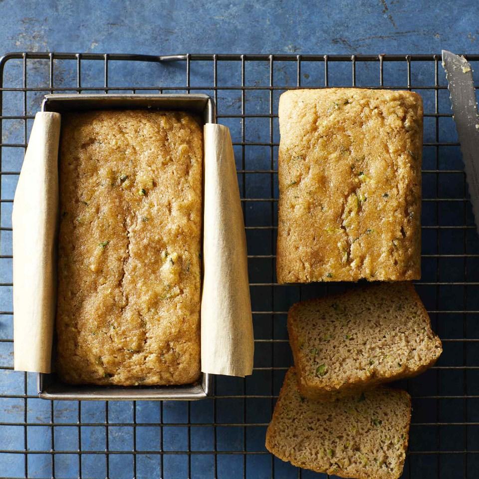 Almond-Flour Zucchini Bread