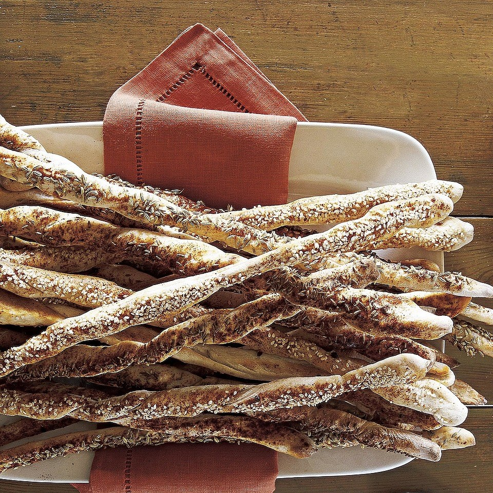 Harvest Breadsticks