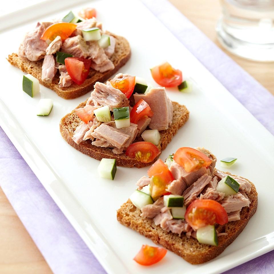 Mini Tuna Sandwich