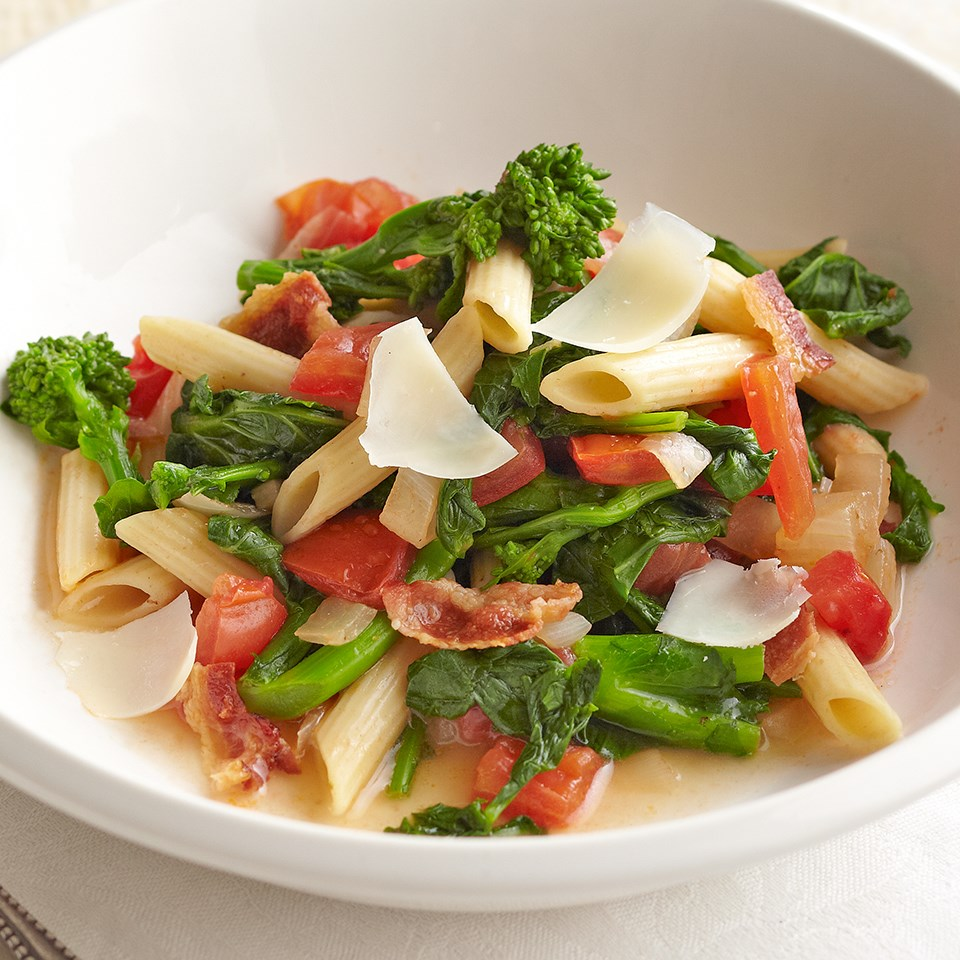 Penne with Broccoli Rabe