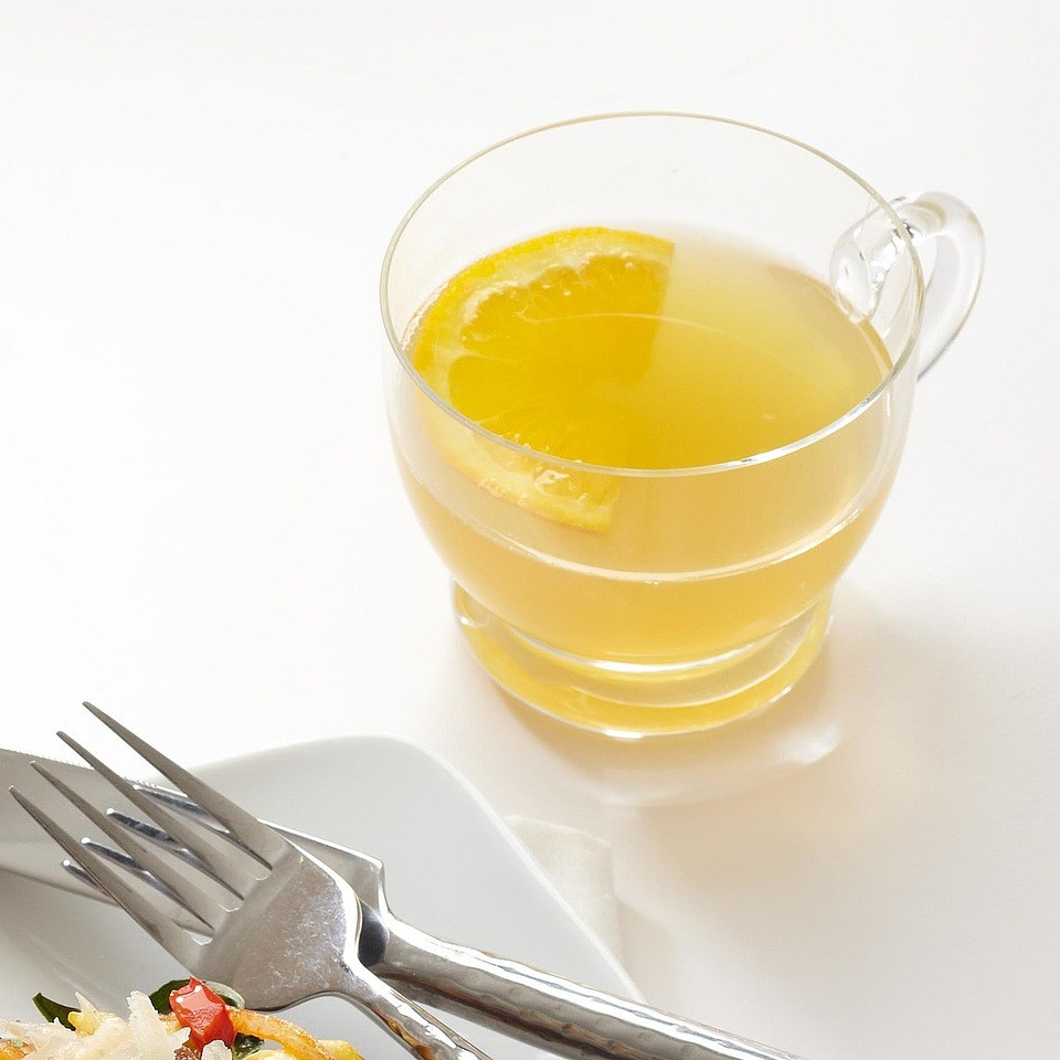Orange-Ginger Tea
