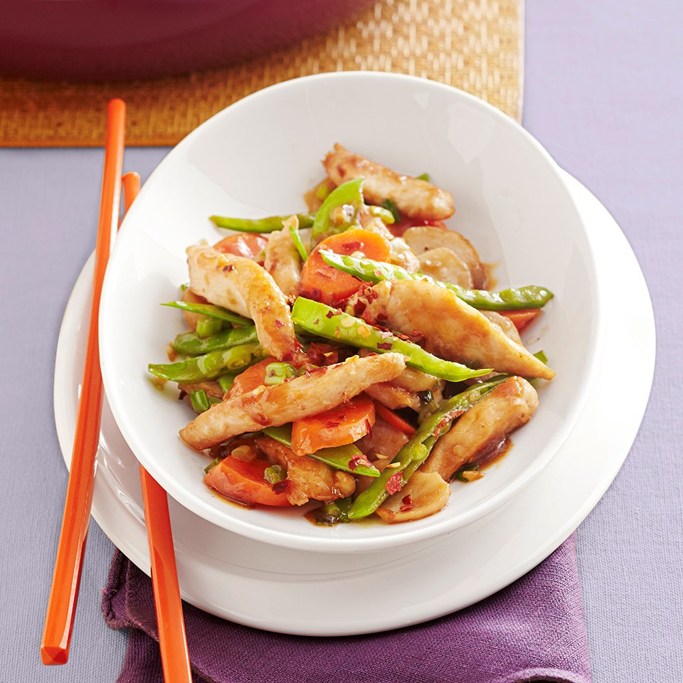 Classic Chicken Stir-Fry