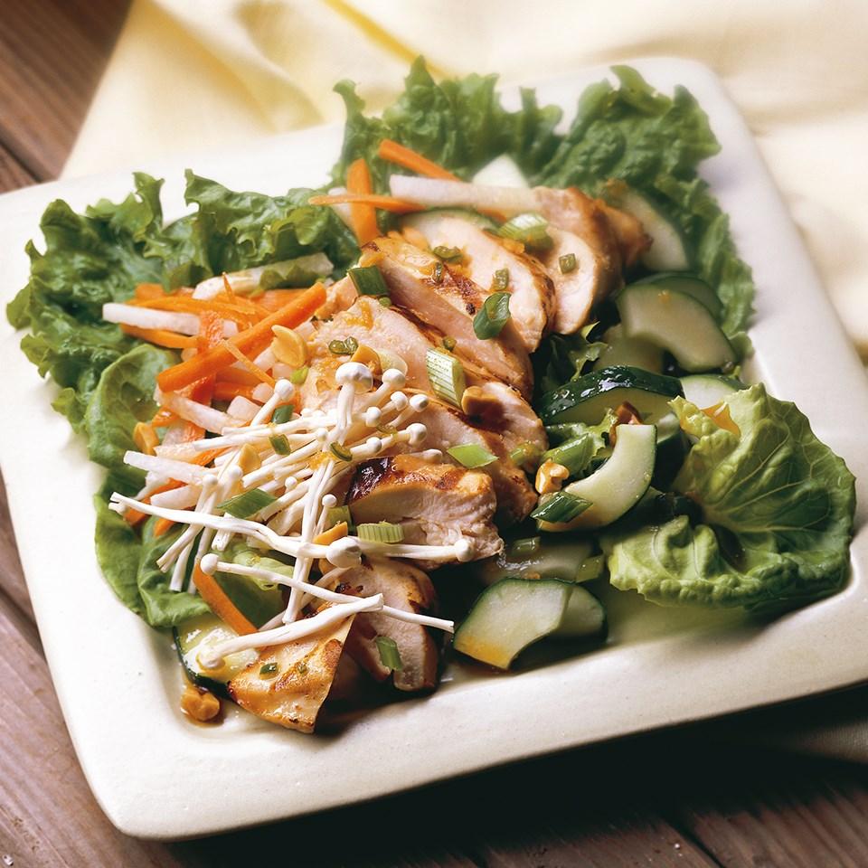 Szechwan Chicken Salad