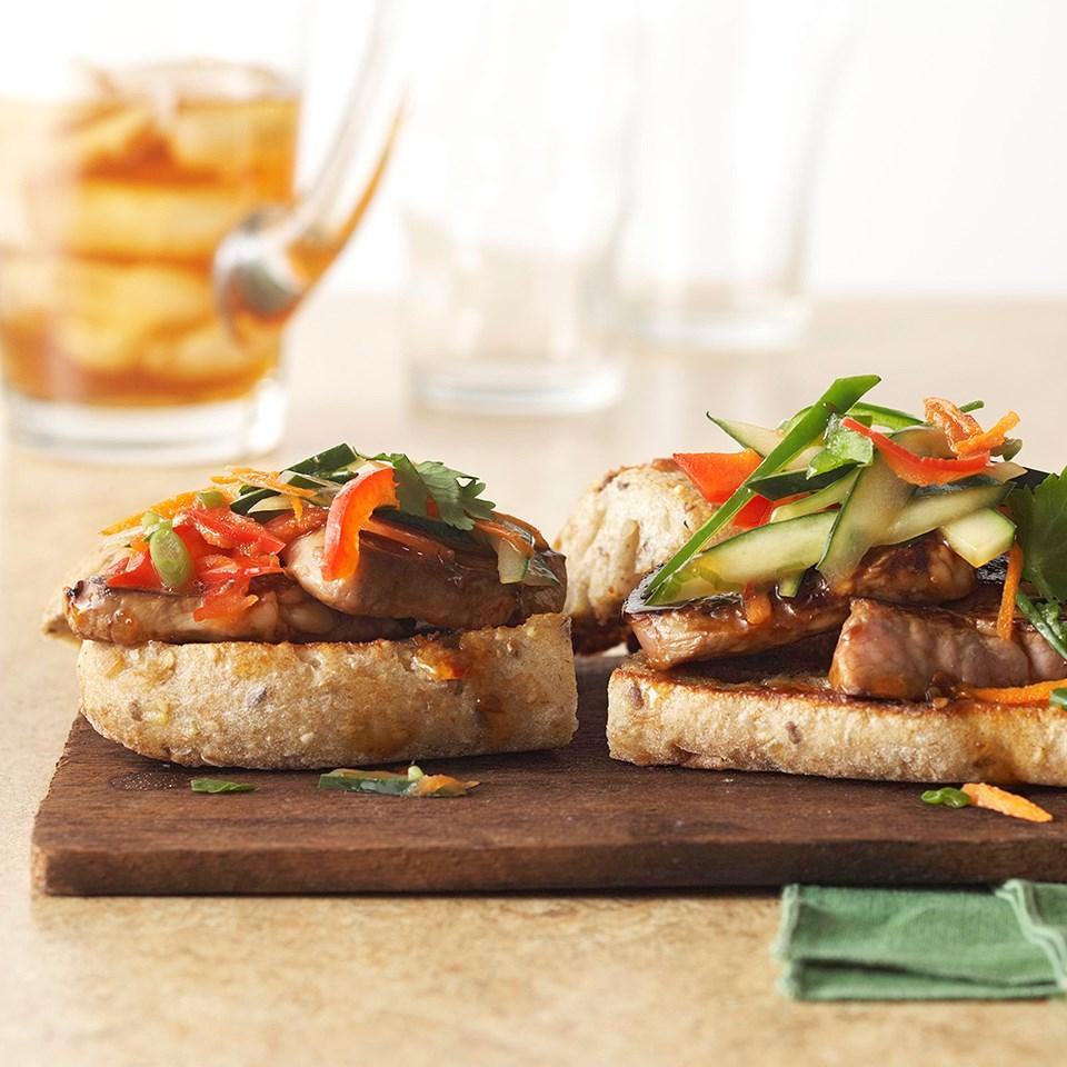 Banh Mi Vietnamese Sandwiches
