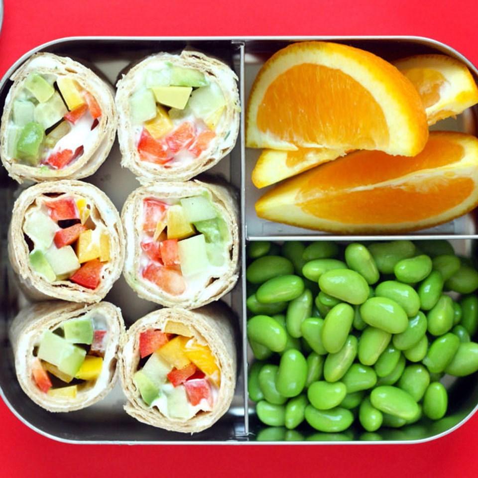 Veggie Sushi Bento Box