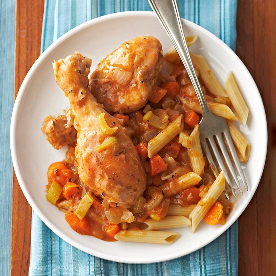Chicken Osso Buco