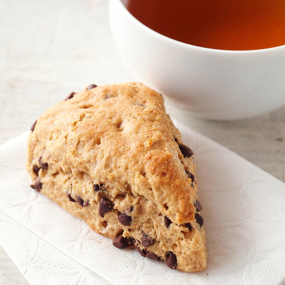 Chocolate Peanut Butter Scones