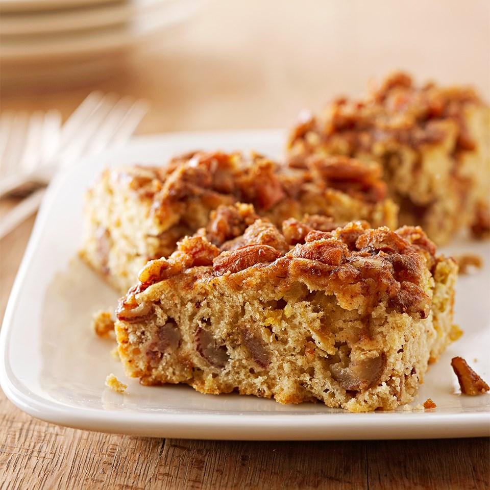 Apple-Date Cake