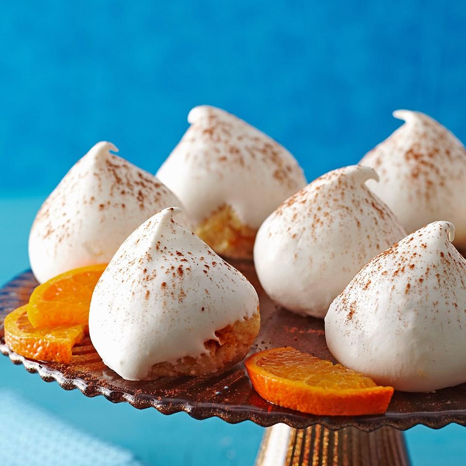 Clementine-Clove Snowballs