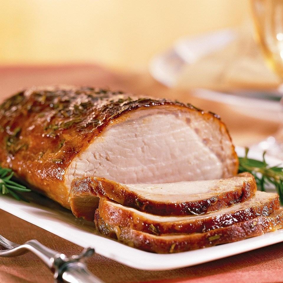 Chili-Glazed Pork Roast