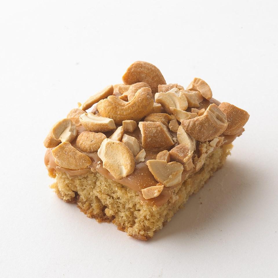 Apple-Maple Snack Cake
