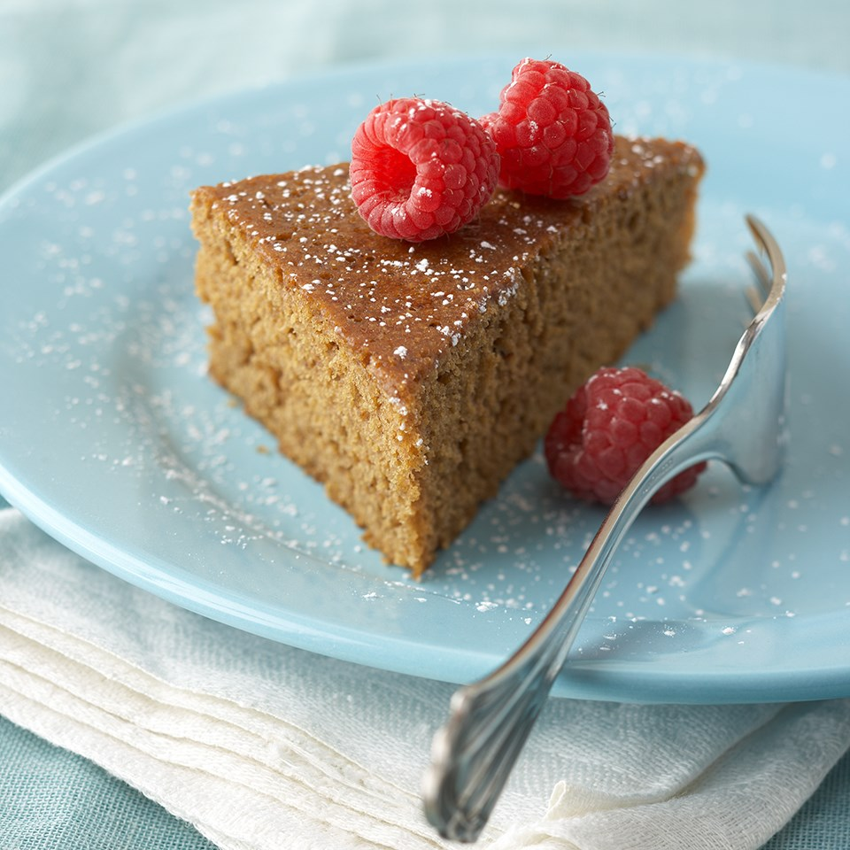 Gingerbread Tea Cake