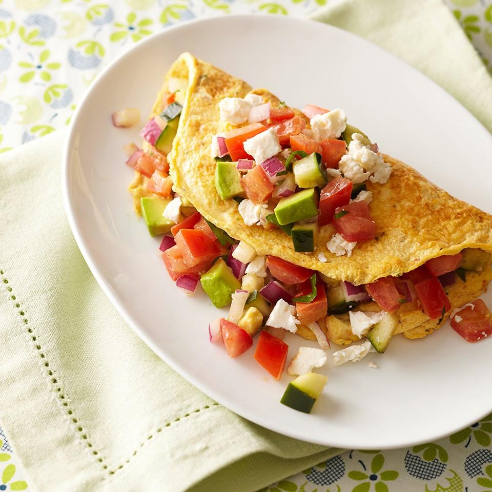 Garden-Fresh Omelets