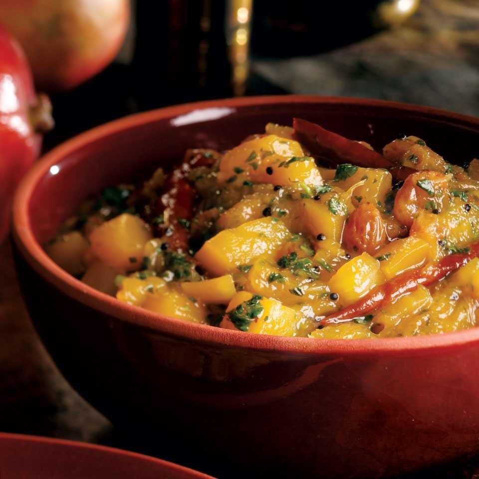 Mango-Chile Chutney (Aam Chutney)