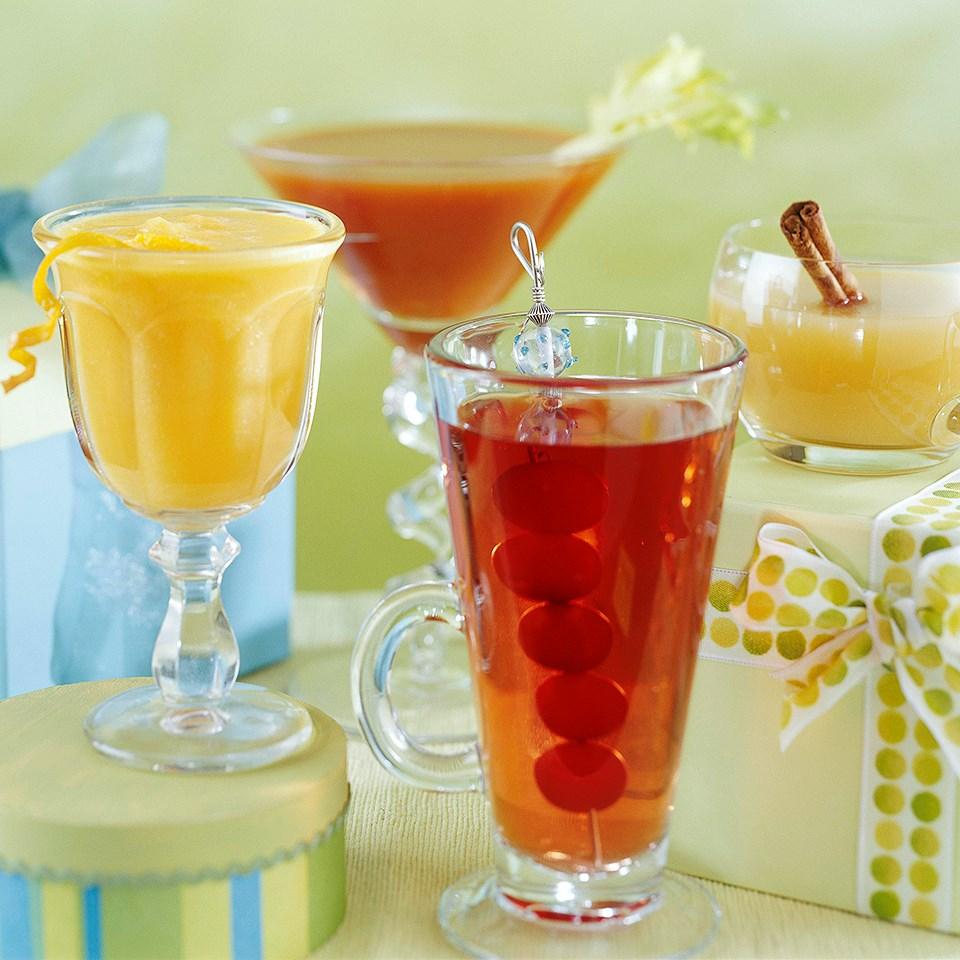 Spiced Fruit Tea
