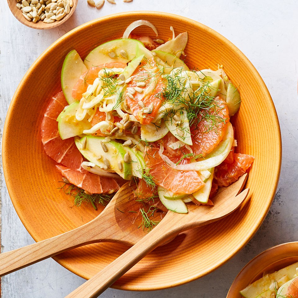 Fennel & Grapefruit Salad