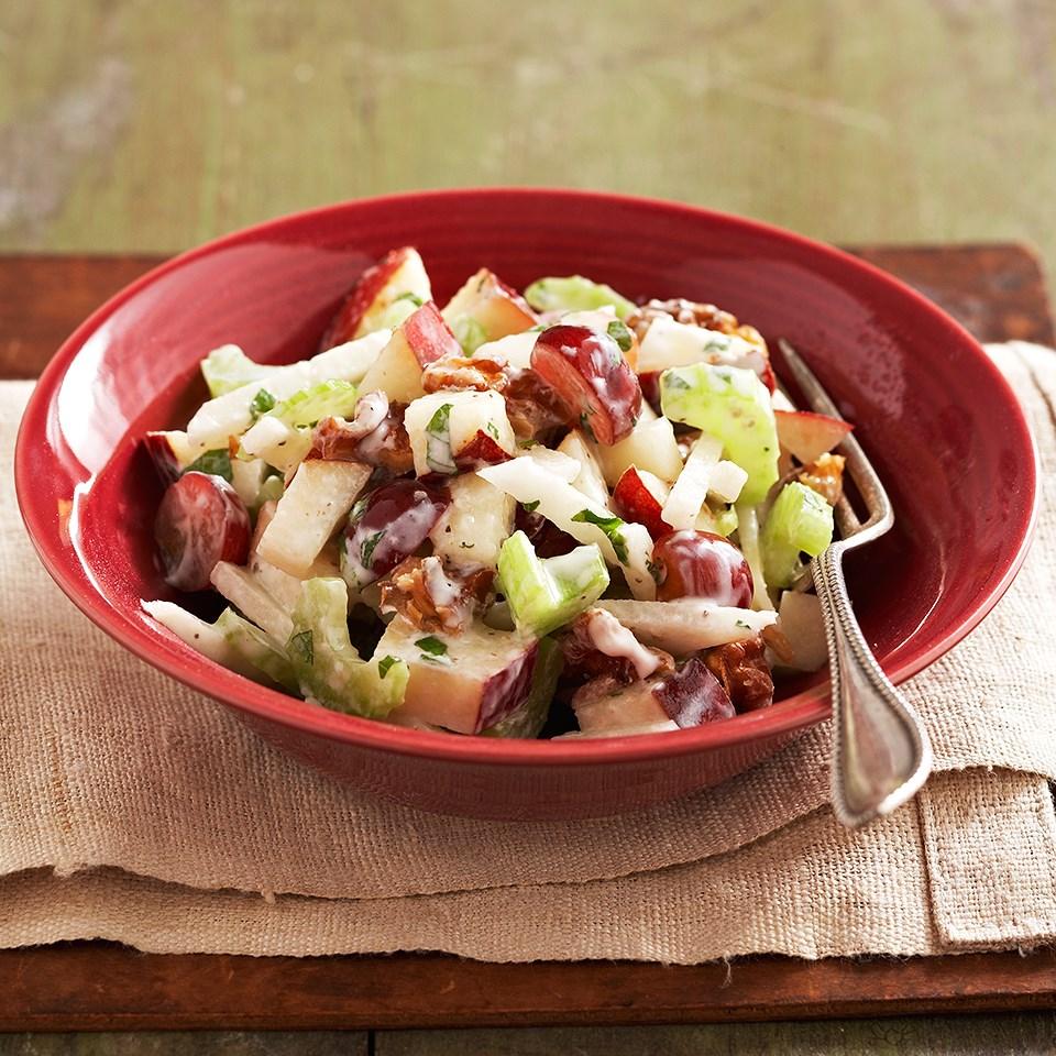 Pear & Jicama Salad