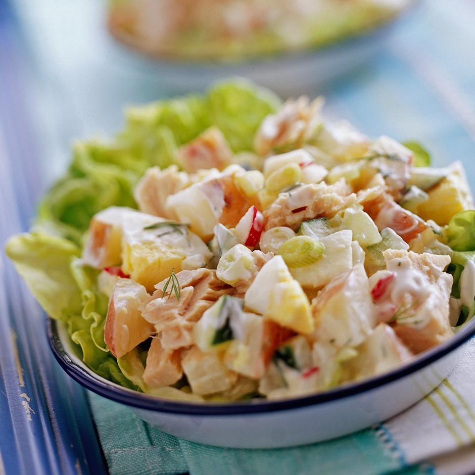 Dilled Tuna & Potato Salad
