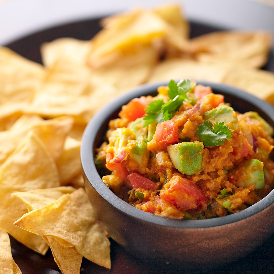 Avocado & Pumpkin Salsa