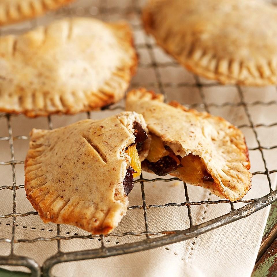 Fig-Orange Hand Pies