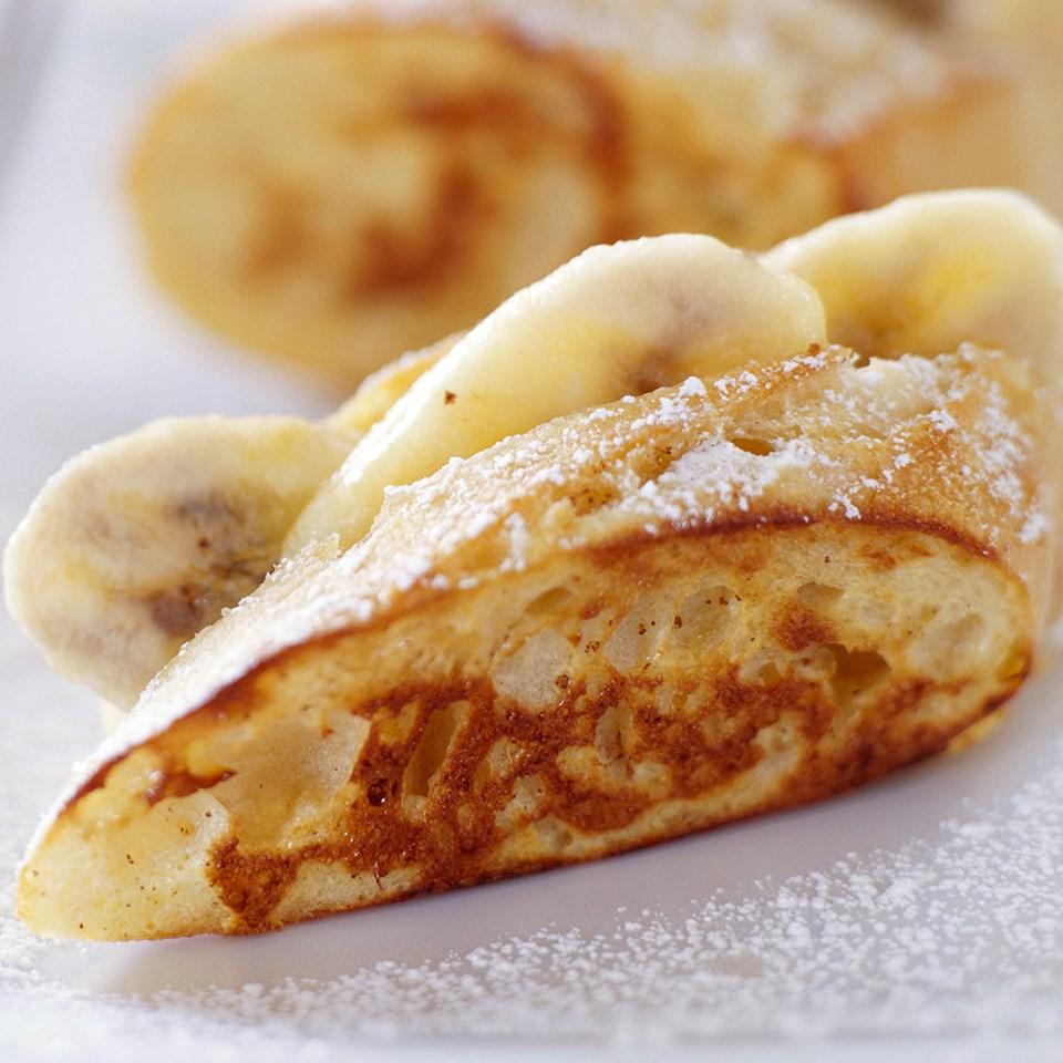 Banana-Stuffed French Toast
