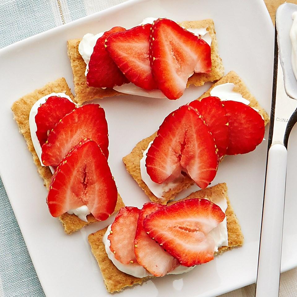 Strawberry Planks