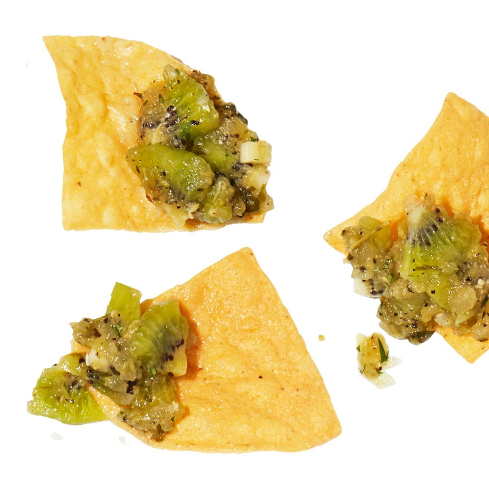 Kiwi Salsa & Chips