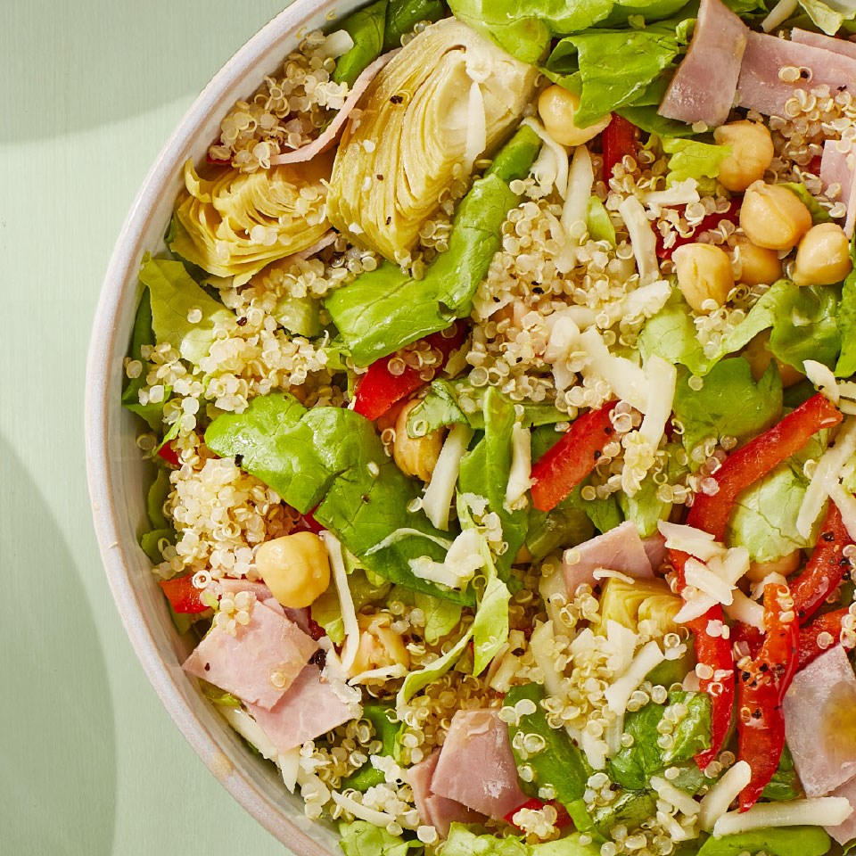 Quinoa Deli Salad