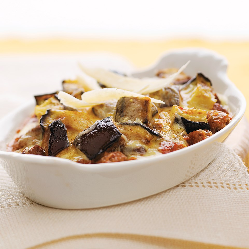 Gold Medal Moussaka