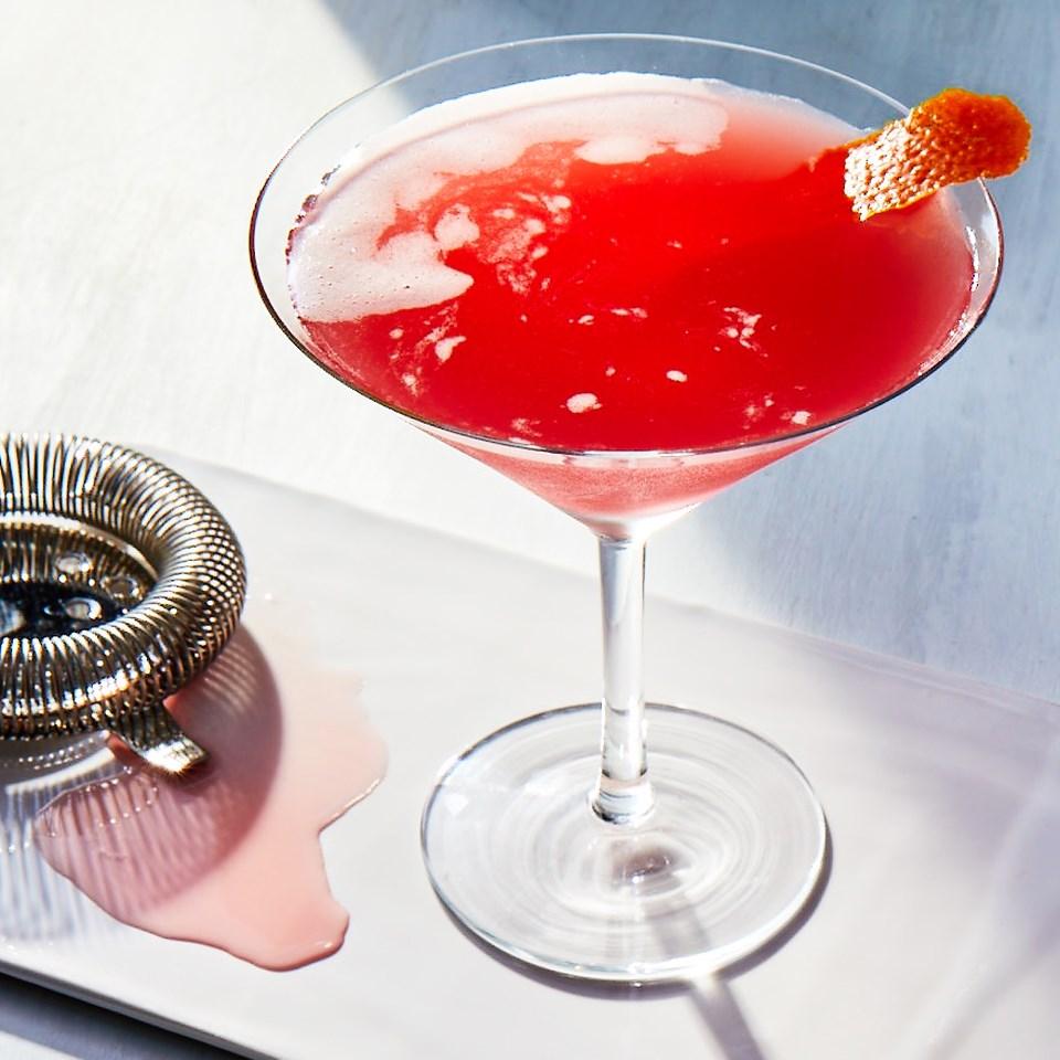 Derby Dry Mocktail
