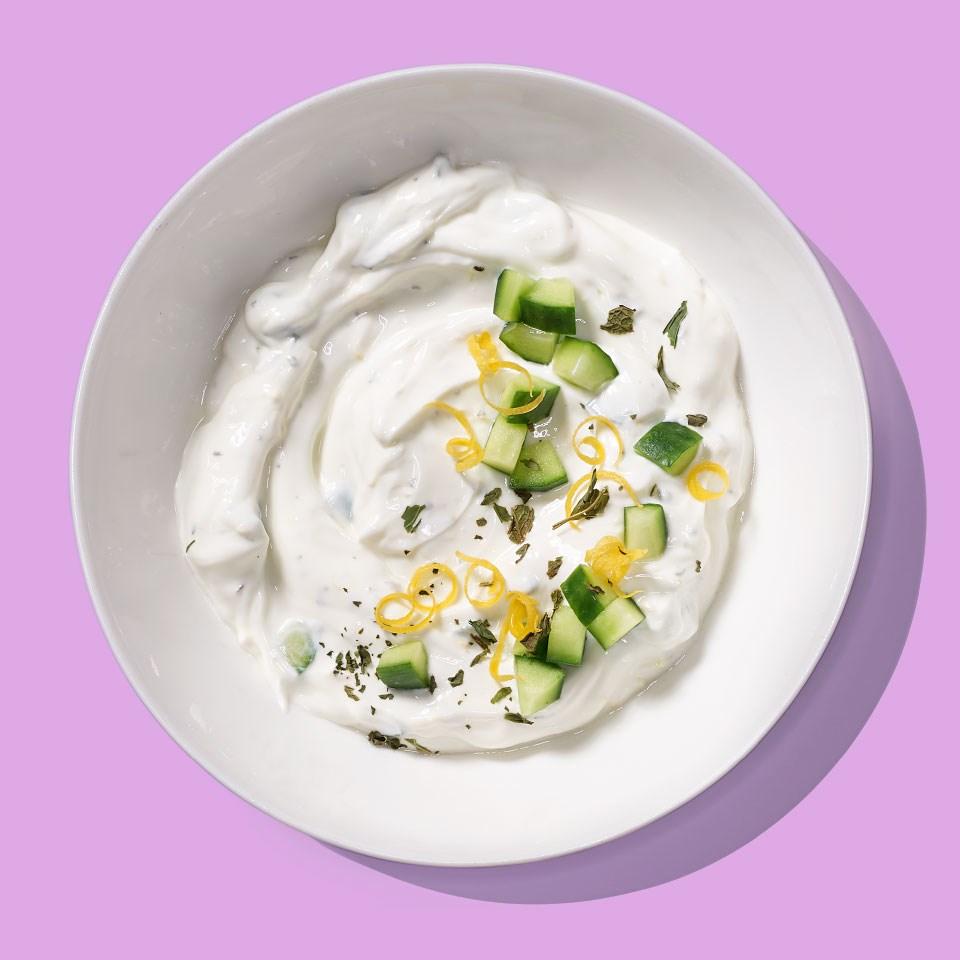 Cucumber Cooler Yogurt