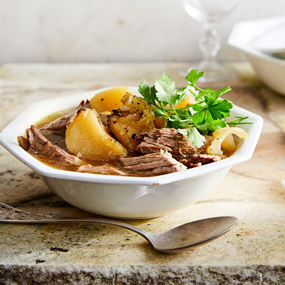 Irish Stew with Lamb & Potatoes